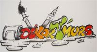 Karikaturen, Logos, Illustrationen, und Dekorationen